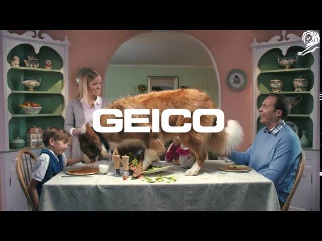 UNSKIPPABLE FAMILY LONG FORM 01 - GEICO Cannes Lions 2015