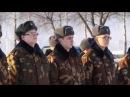 На Кургане Славы молодым бойцам 1052-ой отдельного радиотехнического батальона вручили оружие