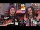Jimmy Kimmel Guesses Whos High