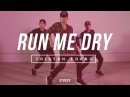 Tristan Edpao Choreography | Run Me Dry - Bryson Tiller Dance | (Intermediate Class)