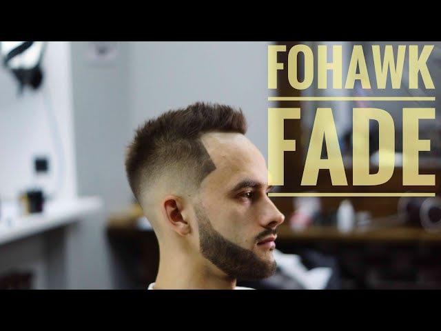FOHAWK FADE HAIRCUT