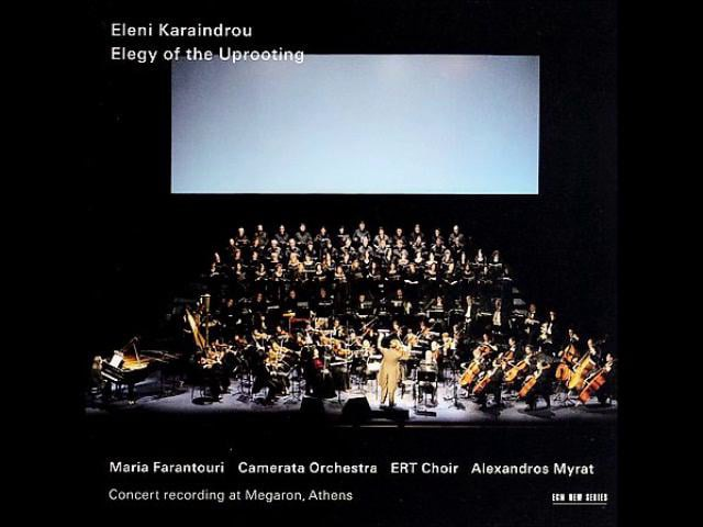 Eleni Karaindrou-Elegy of the Uprooting ~ Adagio - Father's Theme