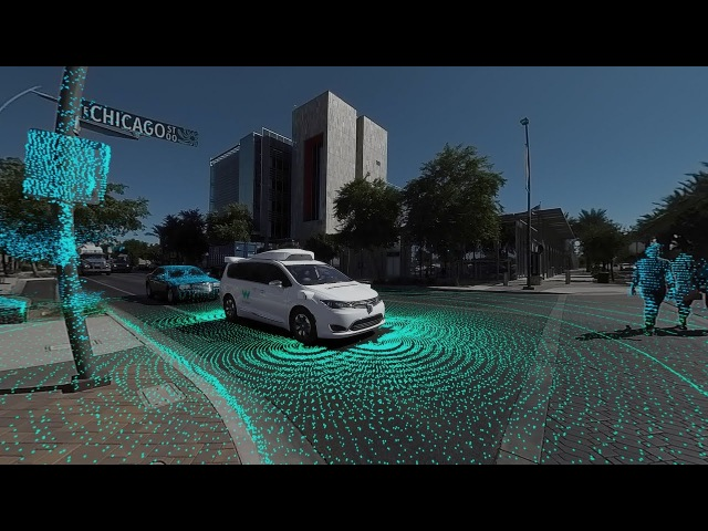 Waymo 360° Experience: A Fully Self-DrivingJourney