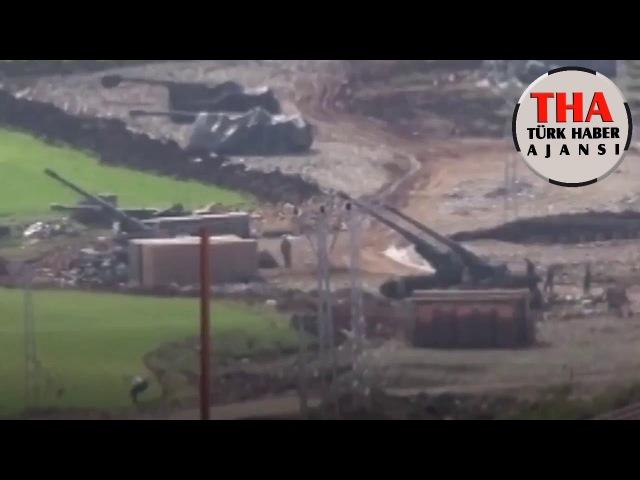 TSK начал ударять по границе с грохотом ...