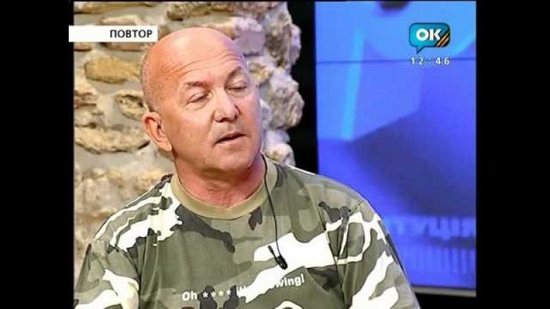 ТОП Интервью - 2011.05.07 - Сергей Шарохин. Правда о Ливии