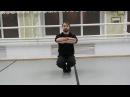 Мастер класс - Техника исполнения элементов мужского народного танца Ползунок