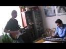 2011.08.13 – репетиция № 2. Импровизация.