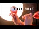 НОВИНКА! Salsa CHOKE! Cтудия танцев LATINA (Колумбийская сальса)
