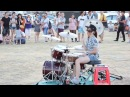 ОНА ПОКОРИЛА СЕРДЦА ► Девушка Виртуозно Играет На Барабанах