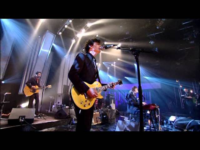 Crowded House - Pour Le Monde (BBC, Later with Jools Holland, 09.11.2007)