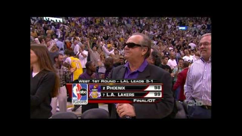 Kobe Game-Tying Game Winning Shot vs Suns 06 Play-Offs HD