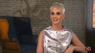 Katy Perry seeking a 'higher purpose' and loving meat pies