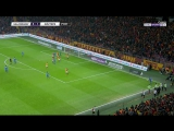 Galatasaray 3-1 Göztepe  2.Yarı 24.12.17