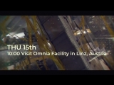OMNIA - Визит лидеров в Австрию на  майнинговые фермы ОМНИЯ