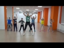 современные танцы для детей в оранжевом настроении