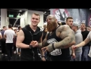 RICH PIANA MARTYN FORD JENS THE BEAST _ FIBO 2017 PART 2