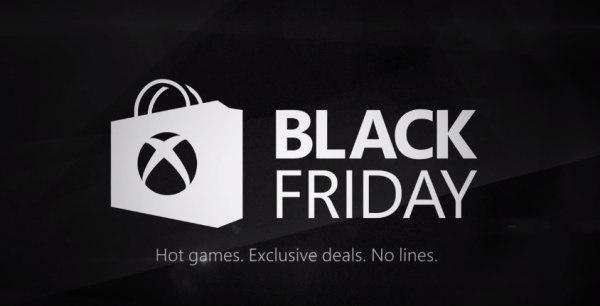 В Xbox Live стартовали скидки в честь чёрной пятницы.