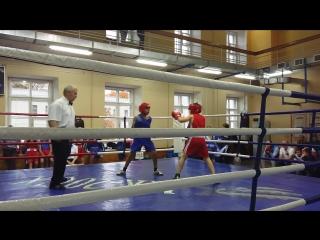 Коробков Богдан на турнире памяти А.Гусева (финал)