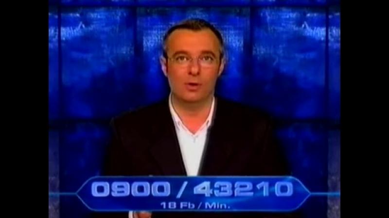 Qui Sera Millionnaire (2000) Promo