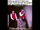 Rock me Il Volo - Some humor while we wait for ilvolo new