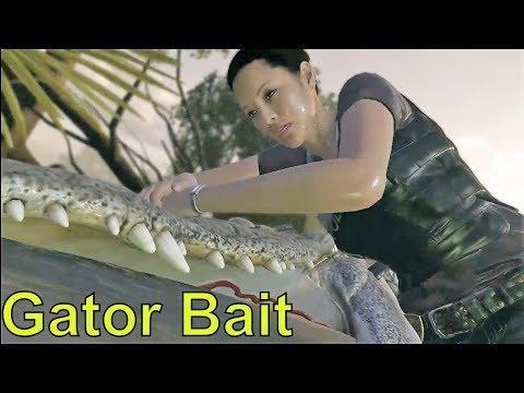 Battlefield Hardline Gameplay Walkthrough Episode Gator Bait A