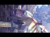 Рекламный ролик Monster Hunter World.