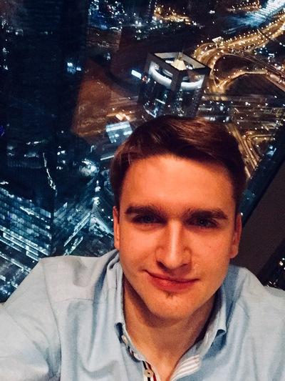 Даниель Устинов