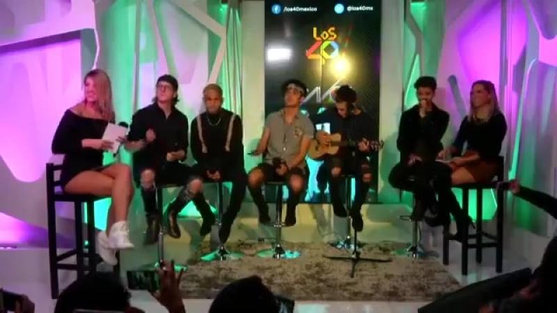 ¡JOEL QUIERE NOVIA! ¡Zabdiel canta en ingles! Most likely to. CNCO entrevista.