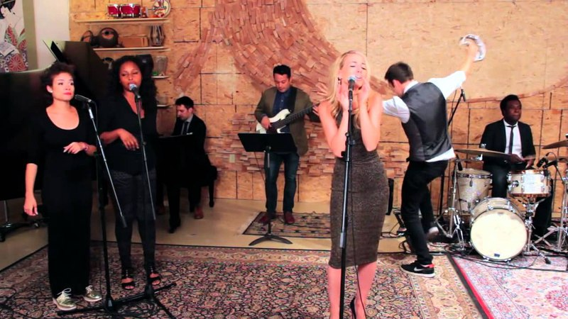 Really Don't Care Vintage Motown Style Demi Lovato Cover ft Morgan James