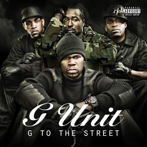 G-Unit альбом G To The Street
