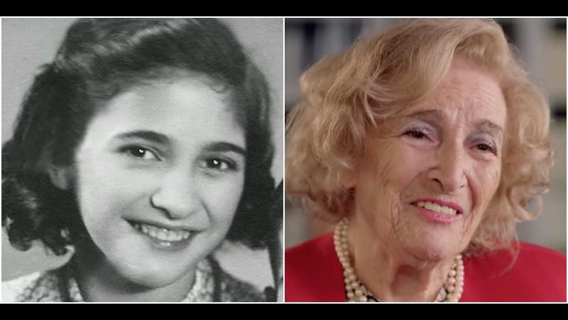 Без надежды ты умираешь жертва Холокоста в интервью Би-би-си