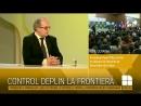 Legea cu privire la controlul în comun la frontieră a fost promulgată de președintele Poroșenko în prezența premierului Filip