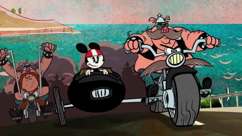 Road Hogs (Disney shorts)