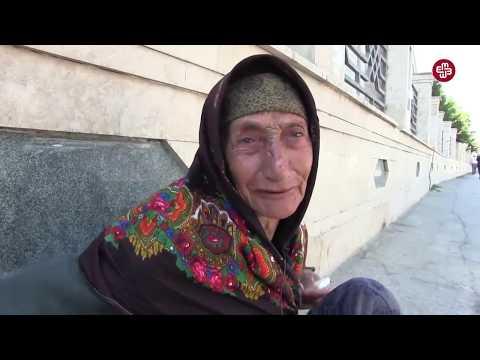 Polis Sehid Anasini Doyur, Soyur. ! VİDEO