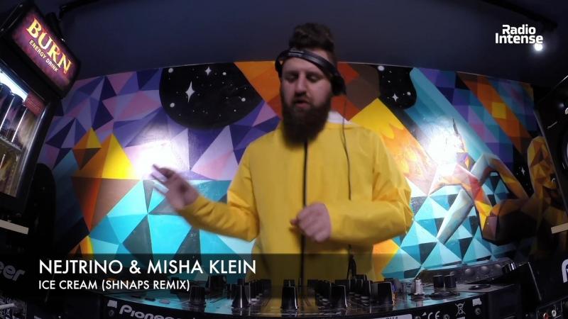 Nejtrino Misha Klein - Ice Cream (Shnaps Remix)