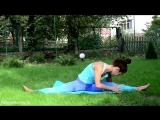 РАСТЯЖКА ДЛЯ НАЧИНАЮЩИХ на все группы мышц Тянемся после тренировки