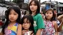 Раздача прасада в Маниле (Филиппины)