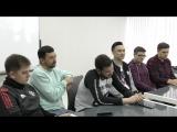 Встреча со сборной команды КВН Забайкальского края