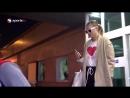 TEBTennisStars için Türkiye'ye gelen Maria Sharapova'nın İstanbul'a ayak bastığı dakikalar