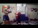 Самый маленький боксер Никита Филимонов 8 лет