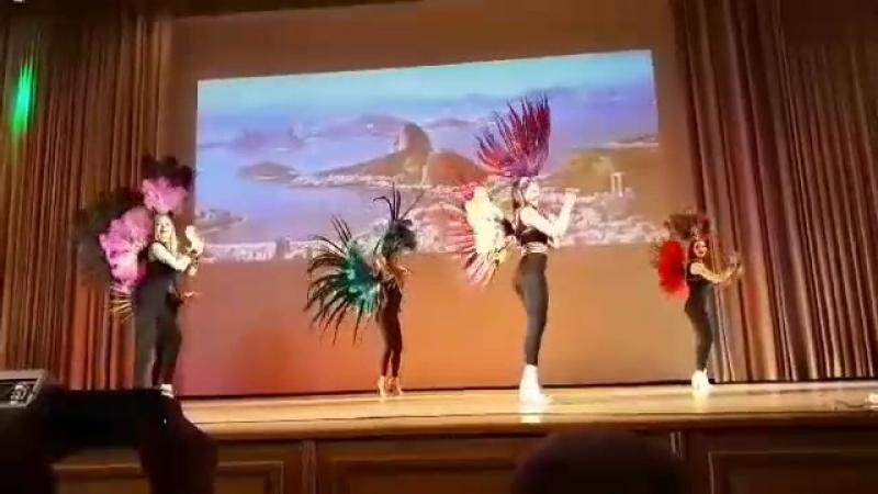 Тропикана. Ибероамериканский фестиваль МГУ