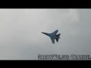 Без склеек и вспышек ¦ Су-35С ¦ МАКС 2017 ¦ Сольный пилотаж Юрия Ващука