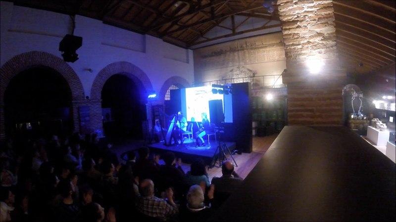 Concierto de Victor Santal y Marta Ponce. Museo Etnográfico de Talavera de la Reina