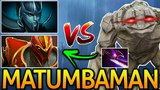 Matumbaman Tiny Silver Edge Build Ez Counter 7.13 Dota 2