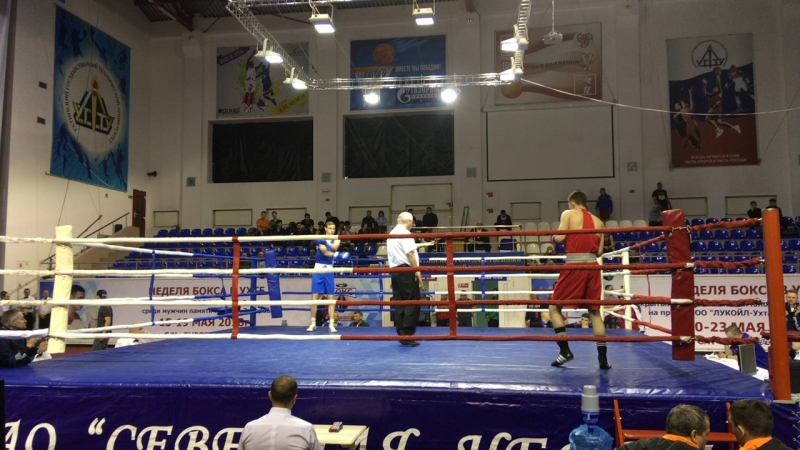 Чемпионат по боксу северо-западного федерального округа памяти МСМК Эдуарда Захарова