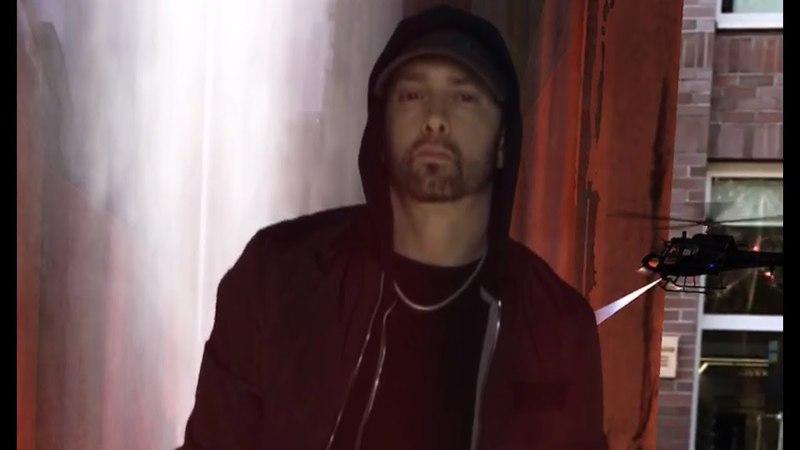 Eminem Augmented AR-app: Monster Preview