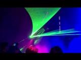 Laser Dance Show Mystic Sound Birthday 1415.04.2018