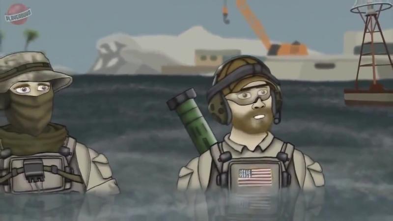 Друзья по Battlefield - 4 сезон