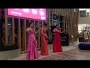 Девушки красиво играют на скрипке Show delight восторг МЕГА part-1 13.02.2018