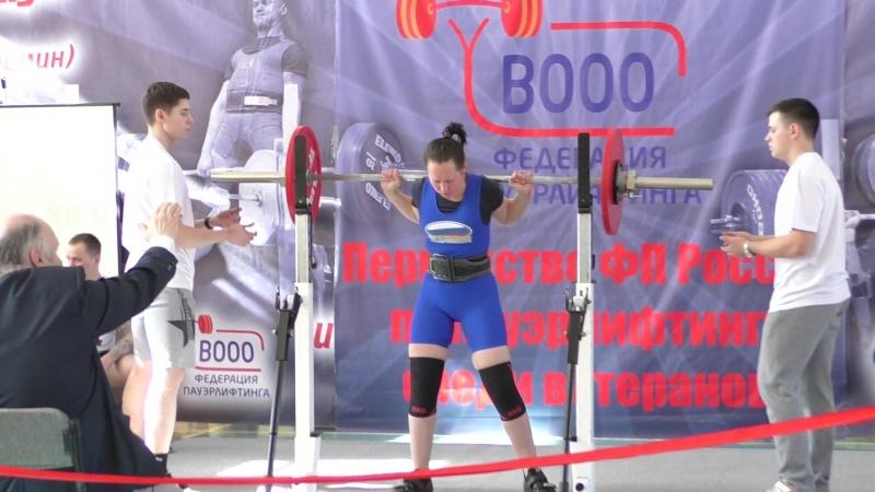 Конкурентка нашей Наташи-Светлана Трофимова из Архары